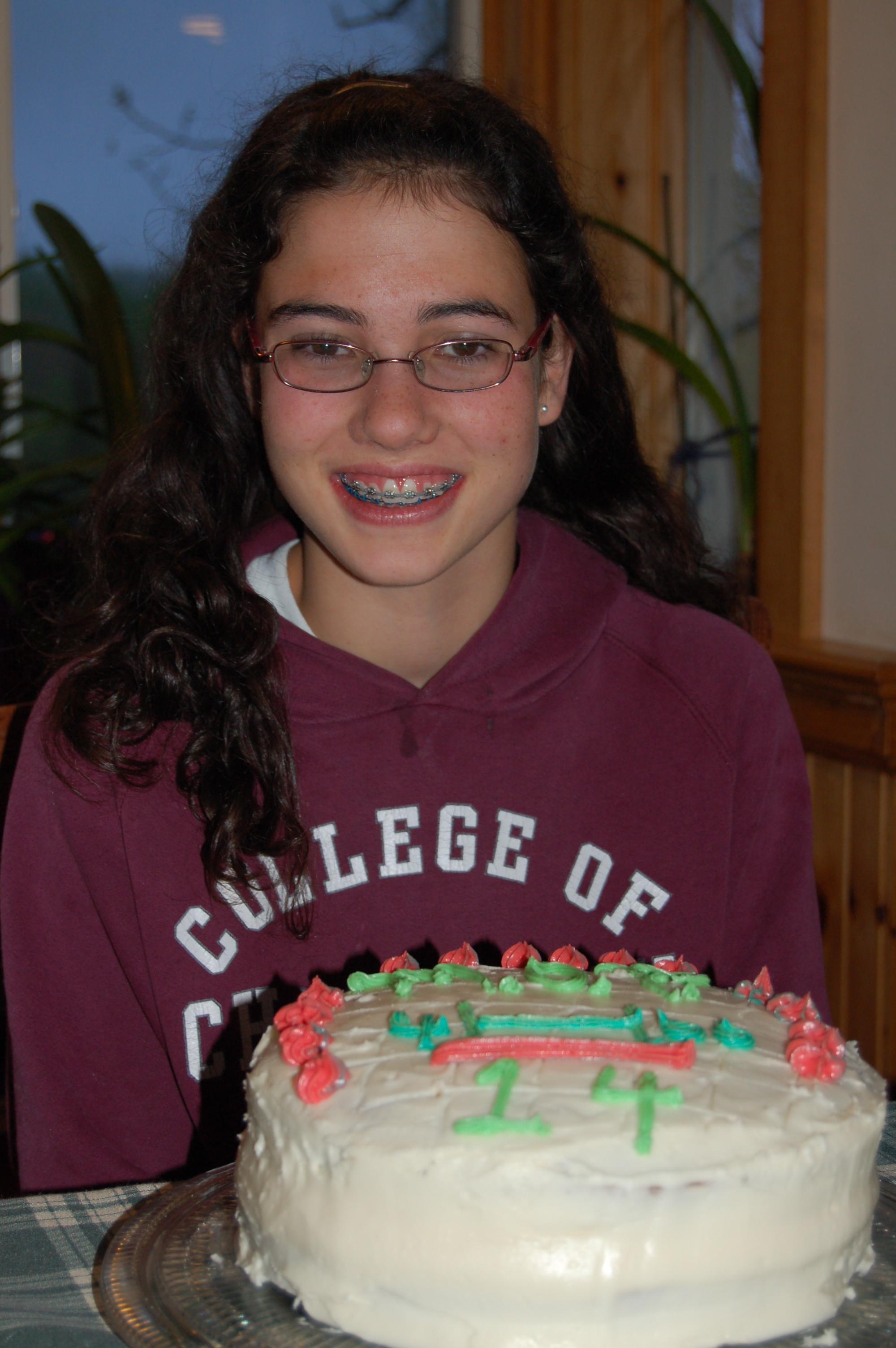 Phoebe Margaret Cake