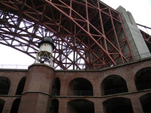 inside fort point